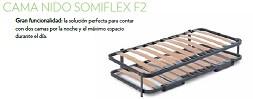 Cama Nido Somiflex_F2