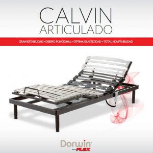 Cama Articulada Calvin
