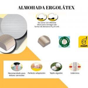 DISEÑO ALMOHADAS ERGOLÁTEX