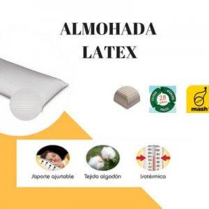 DISEÑO ALMOHADAS LATEX