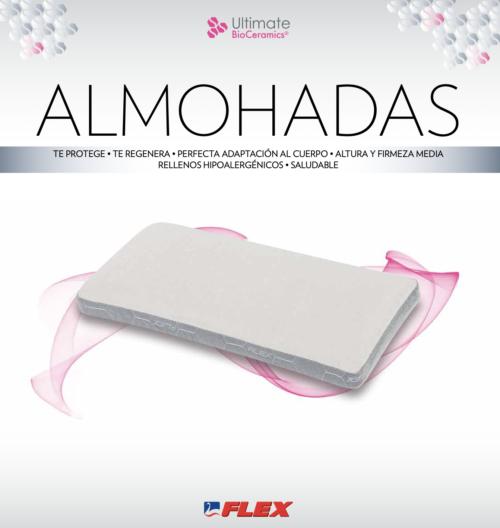 Almohadas AIRVEX de Flex