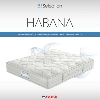 Colchón Habana flex en todocolchón huelva