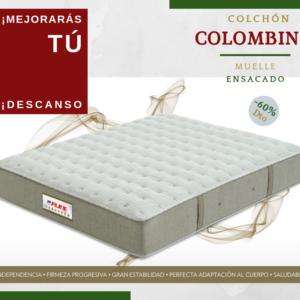 Colchón Colombino Flex