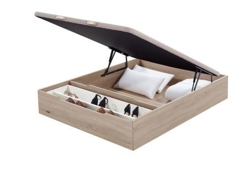 Canapé con Zapatero Abatible madera