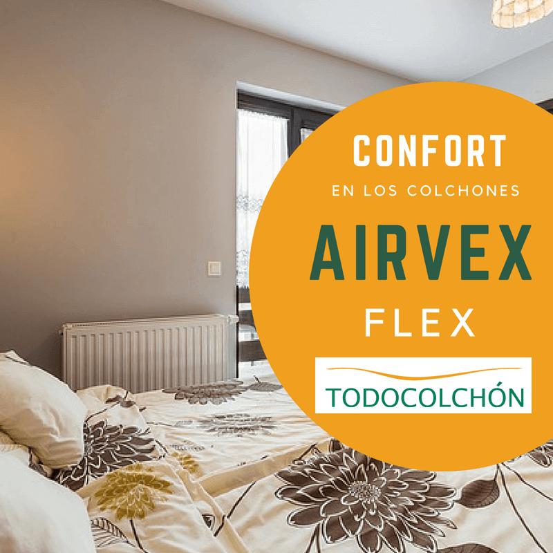 Colchones Airvex Todocolchón