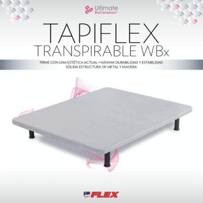 tapiflex transpirable todocolchon